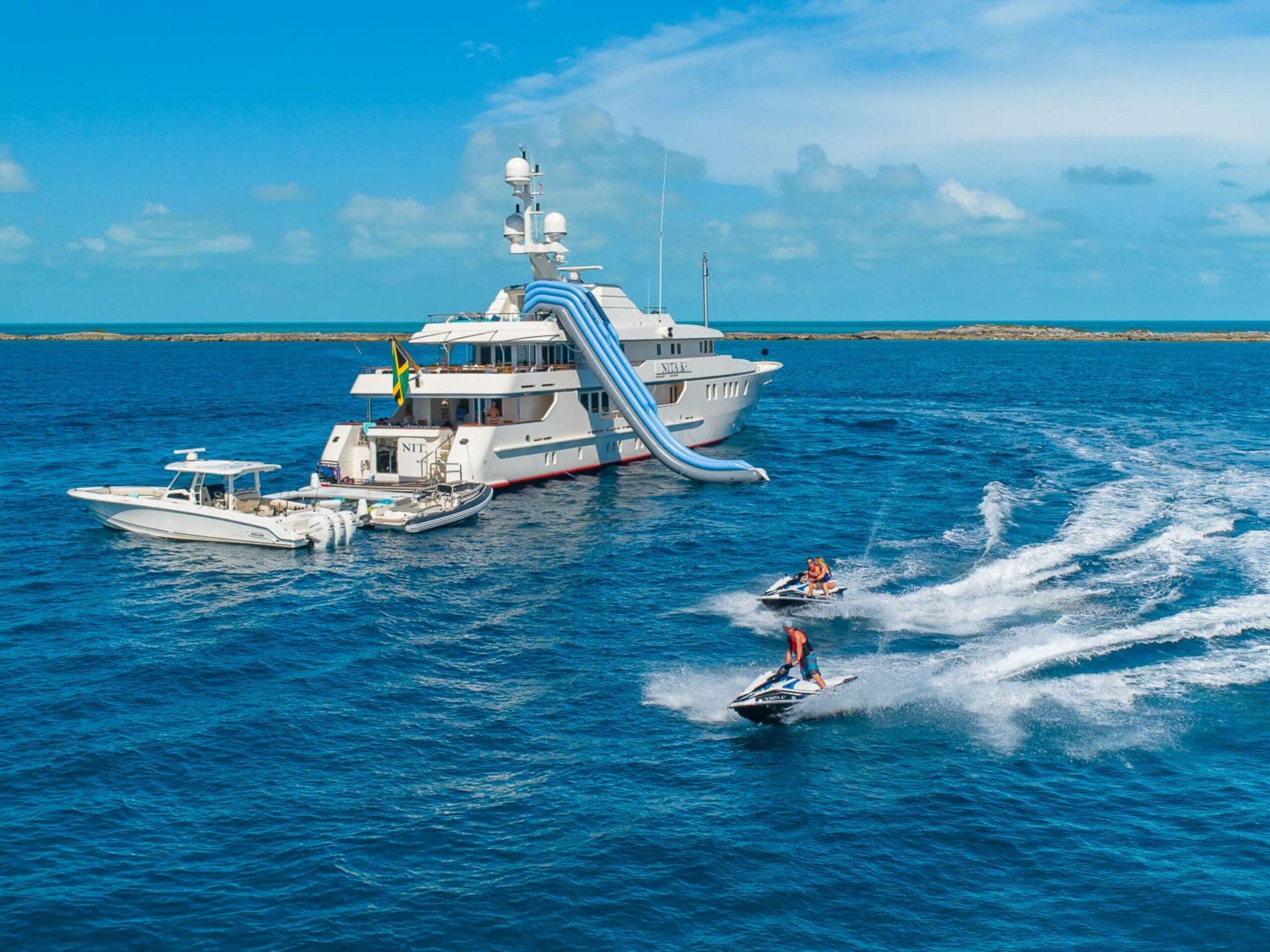 Luxury Charter Yacht NITA K II