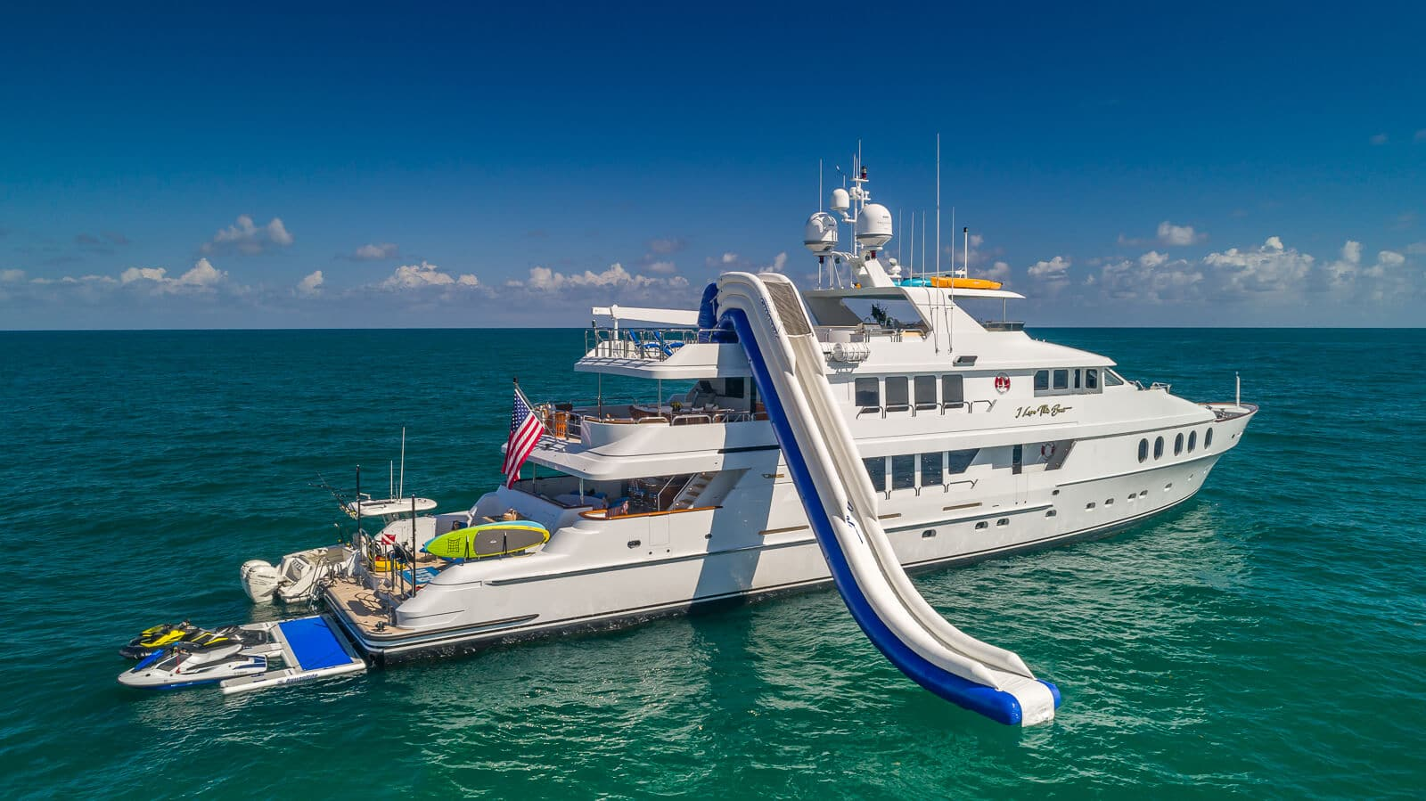 Luxury Charter Yacht I LOVE THIS BOAT