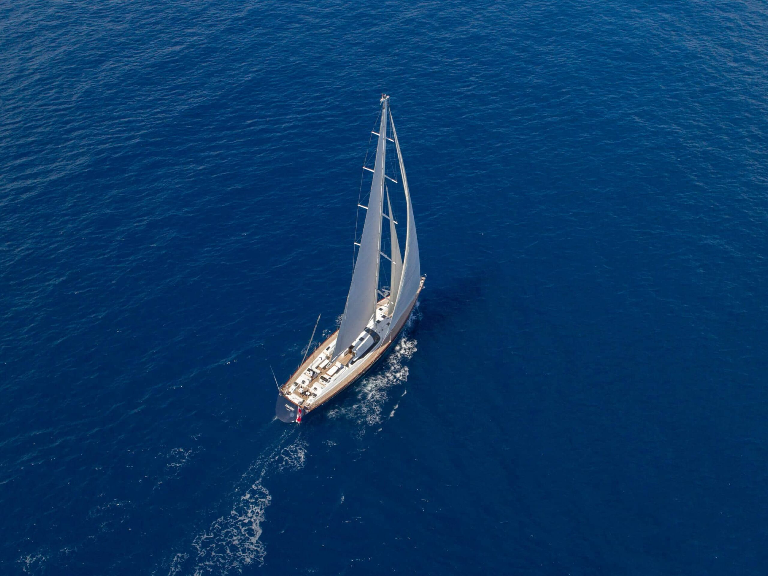 Luxury Charter Yacht IMAGINE